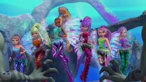 Winx Sirenix Underwater