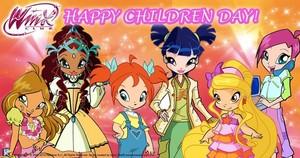 Winx as kids