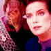 Worf and Jadzia - Let Who He Is Without Sin