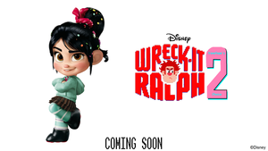 Wreck-It Ralph 2 Billboard