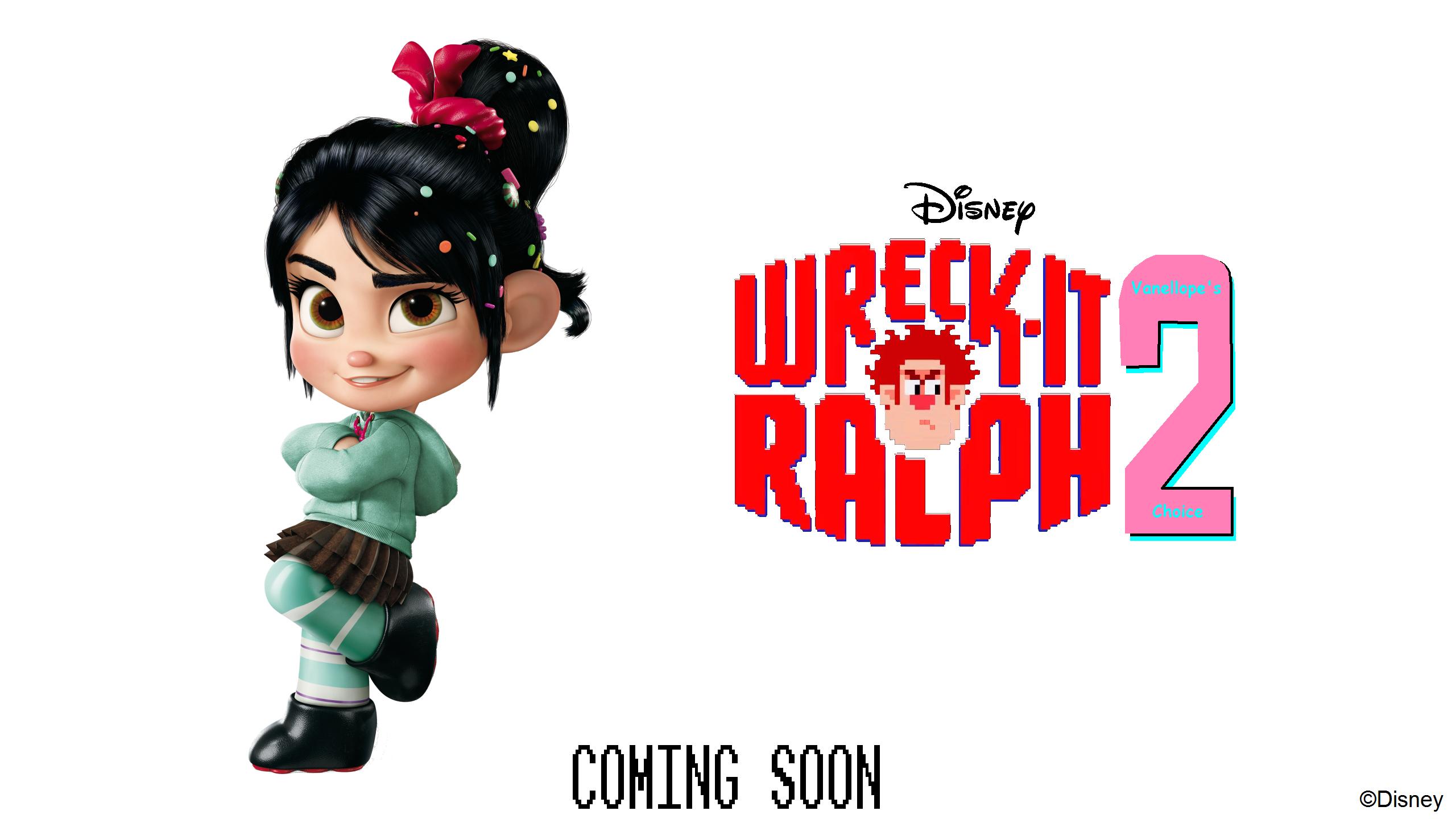 Wreck-It Ralph 2 Billboard