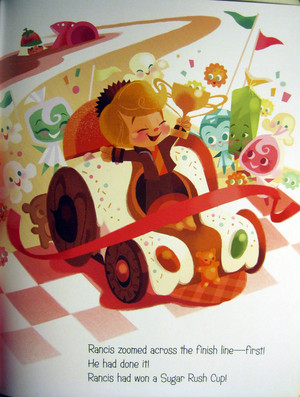 Wreck-It Ralph - One Sweet Race 27