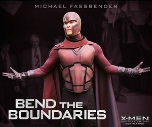 X-Men: Days of Future Past - Bend The Boundaries