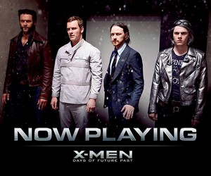 X-Men: Days of Future Past - Now Playing