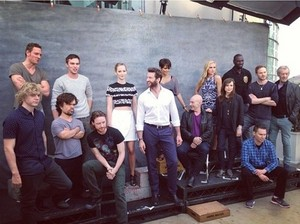 X men days of future past Cast