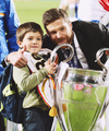 Xabi Alonso La decima - real-madrid-cf photo