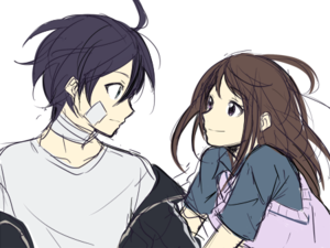 Yato and Hiyori <3