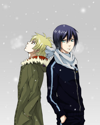 Noragami Yato And Yukine