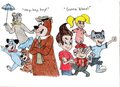 Yogi Bear and Jimmy Neutron Group Pic 1 - hanna-barbera fan art