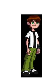 Young Ben 10