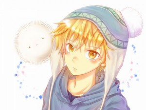 Yukine. (Noragami)