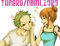 ZORO NAMI ZONA ONE PIECE18