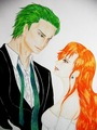ZORO NAMI ZONA ONE PIECE27