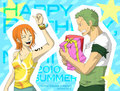 ZORO NAMI ZONA ONE PIECE43