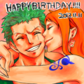 ZORO NAMI ZONA ONE PIECE47