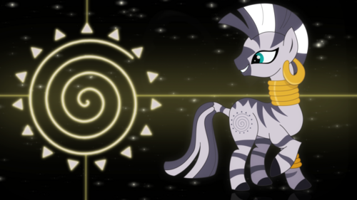 My little pony friendship is magic images zecora cutie - My little pony cutie mark wallpaper ...
