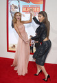 "Zendaya and Bella Thorne at the ""Blended"" premiere in LA (May 21st) - zendaya-coleman photo"