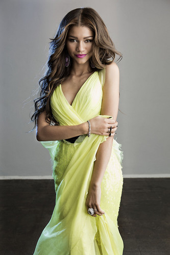 Zendaya Coleman wallpaper with a dinner dress and a gown titled Zendaya shot by Margaret Malandruccolo for Faze Magazine