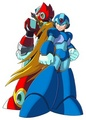 Zero and Mega Man X: MMX series  - video-games photo