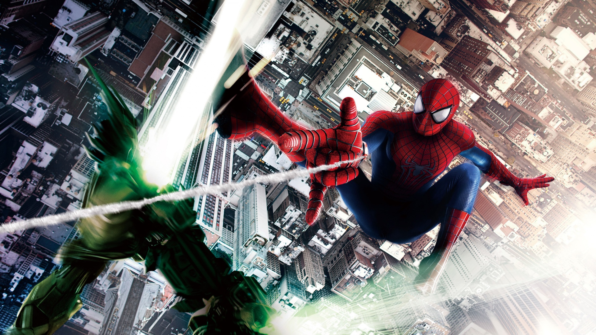 Spiderman Live Wallpaper Hd: Marvel Live-action Movies Images Amazing Siderman 2 HD