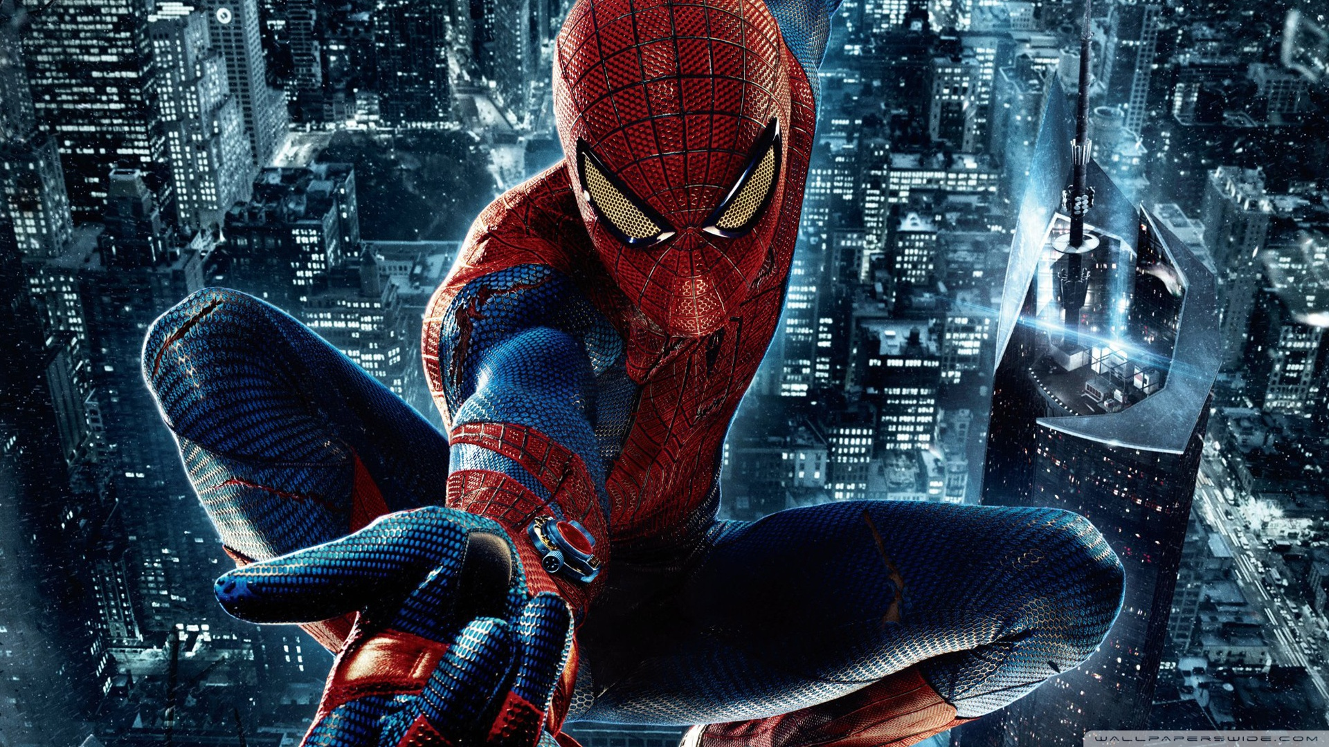Amazing Siderman Marvel Live Action 映画 壁紙 ファンポップ