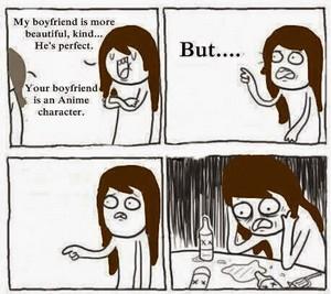 アニメ boyfriend