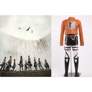 attack on titan costume-shingeki no kyojin costume