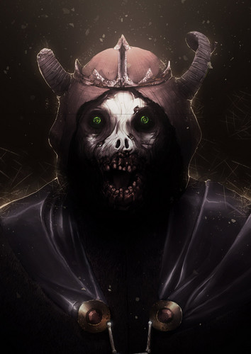 Adventure Time With Finn and Jake wallpaper called badass The Lich
