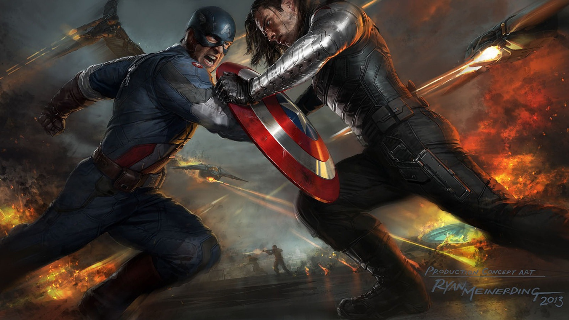 marvel live-action movies images captain america winter soldier hd