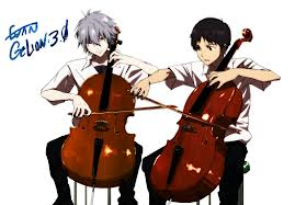 cellos anime