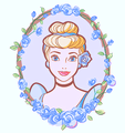 cinderella - disney fan art