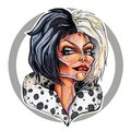 cruella devil - cruella-devil fan art
