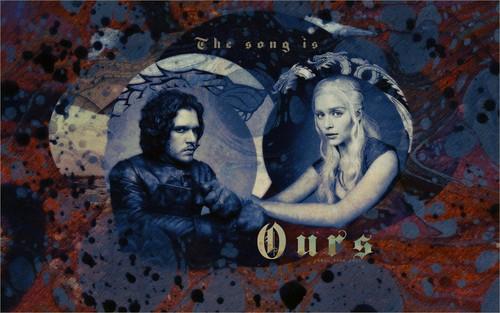 Game of Thrones images Daenerys Targaryen & Jon Snow HD ...