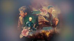 Jaime Lannister & Brienne of Tarth