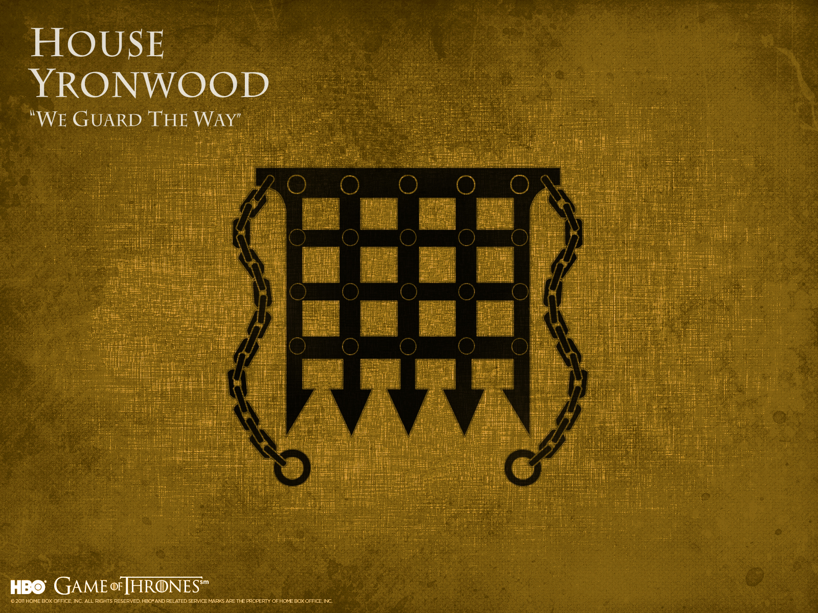 Game of thrones images house yronwood hd wallpaper and for Wallpaper with houses on it