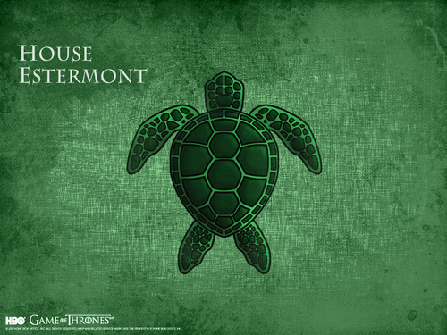 Game of Thrones wallpaper entitled House Estermont