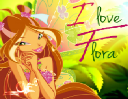 ilysmby = iloveyousomuchbaby my Flora