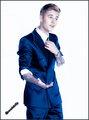 justin Bieber,  amfAR 2014 - justin-bieber photo