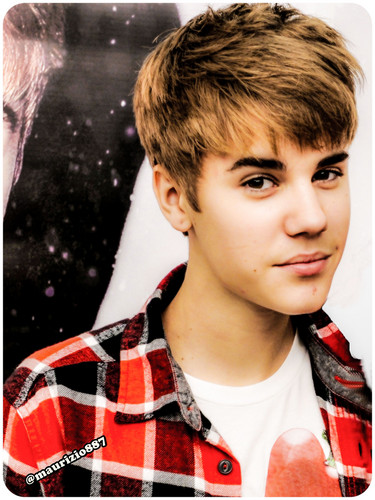 Justin Bieber Wallpaper Possibly Containing A Portrait Called 2014