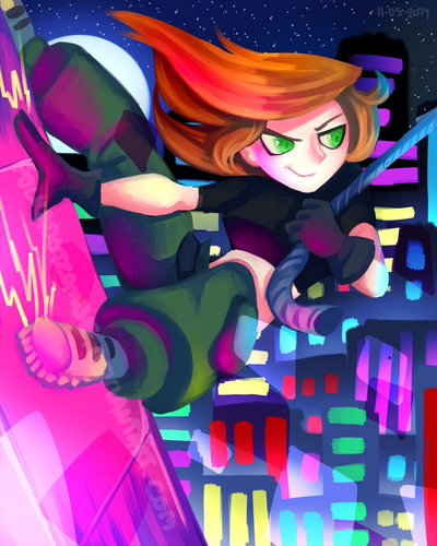 Kim Possible wallpaper entitled kim possible