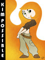 kim possible - kim-possible fan art