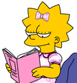 lisa simpson - lisa-simpson fan art