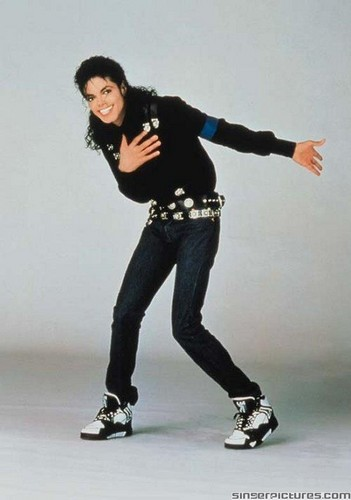 Michael Jackson wallpaper possibly containing a hip boot titled mamoun59100