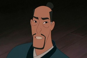 mulan's father