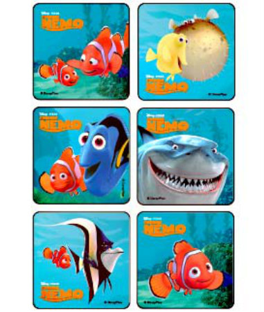 Finding Nemo wolpeyper probably containing anime entitled nemo sticker