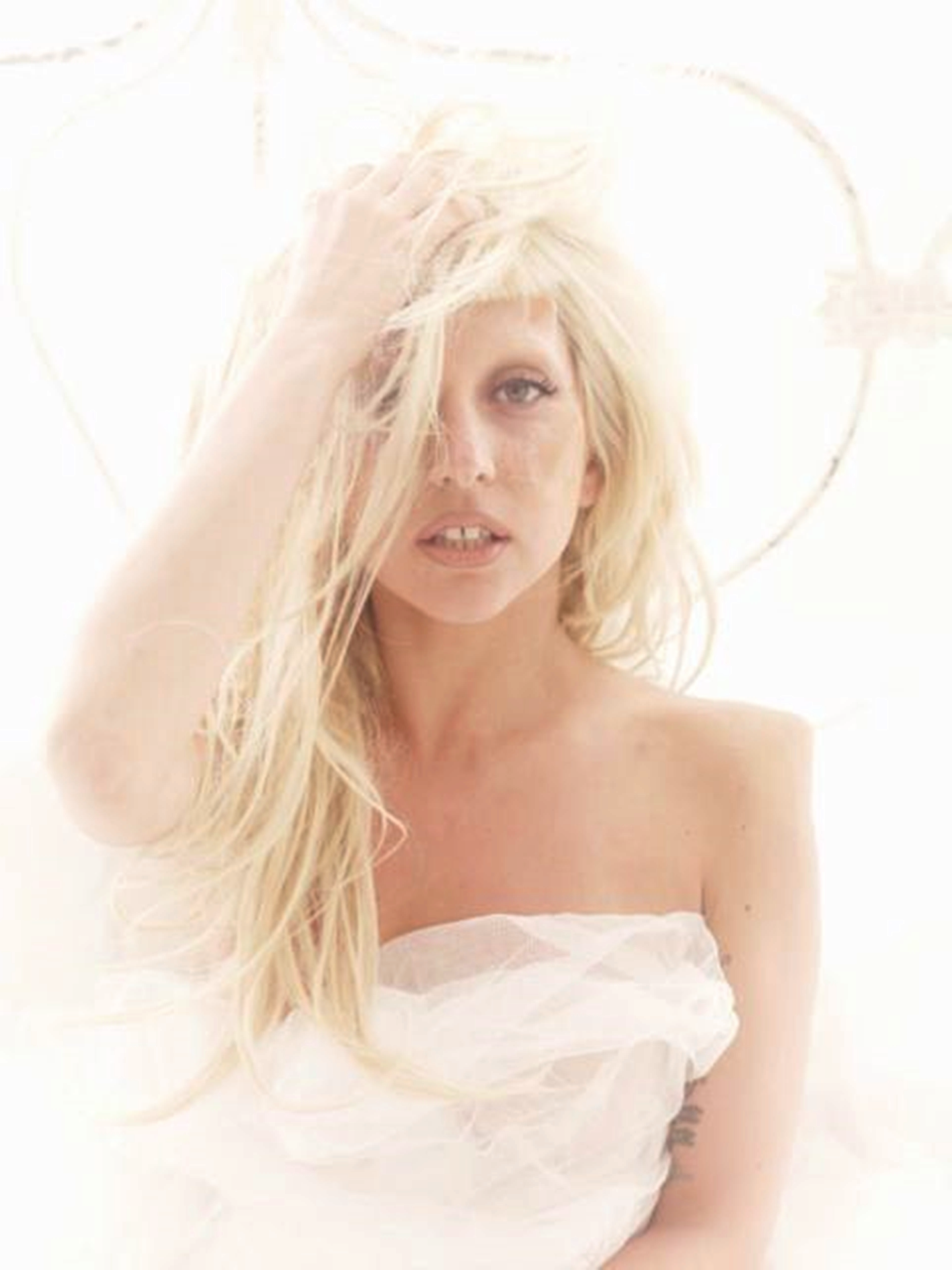 never-before-seen promo pics for Born This Way