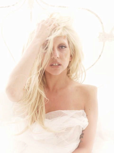 레이디 가가 바탕화면 possibly with a portrait called never-before-seen promo pics for Born This Way