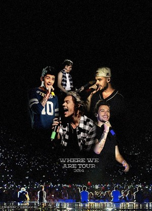 One Direction এল-মৃত্যু পত্র Where We Are Tour ♡