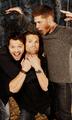 Jensen, Misha, Jared