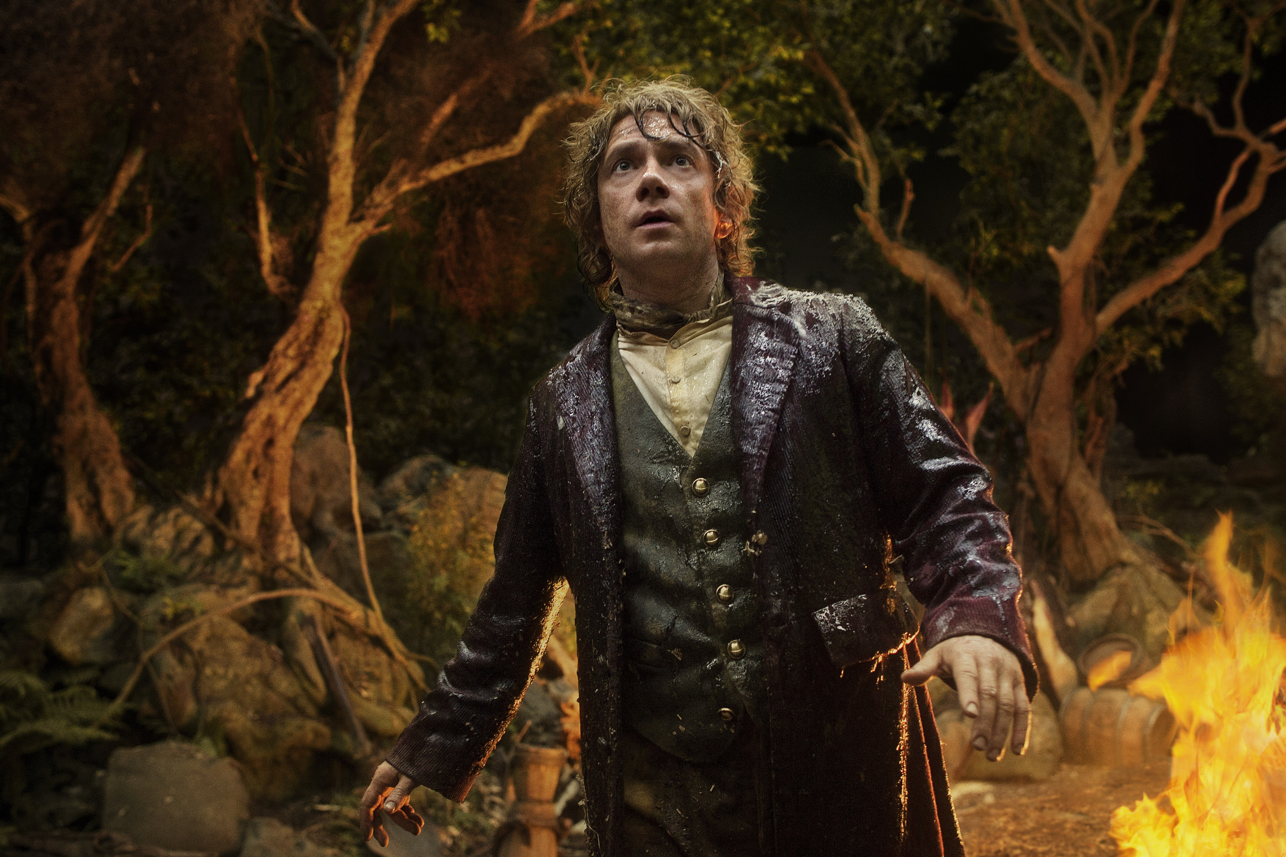 The lord of the rings the hobbit movie lines bilbo baggins